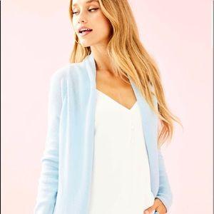 Brand New Lilly Pulitzer cotton cardigan